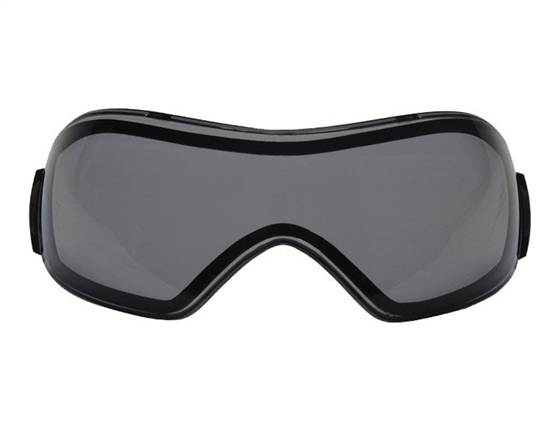 V-Force Dual Pane Anti-Fog Ballistic Rated Thermal Lens For Grill Masks (Smoke)