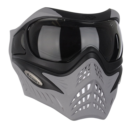 V-Force Tactical Grill Airsoft Mask - Charcoal