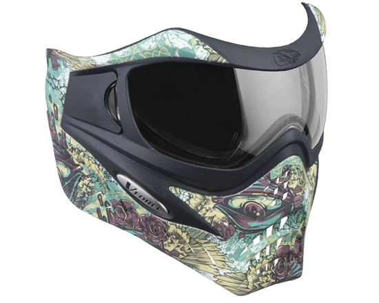 V-Force Tactical Grill Airsoft Mask - All Seeing Eye