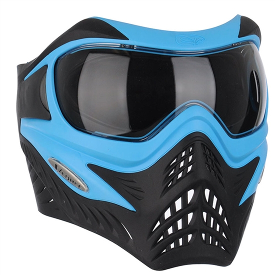 V-Force Tactical Grill Airsoft Mask - Blue/Black