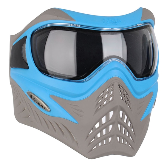 V-Force Tactical Grill Airsoft Mask - Blue/Taupe