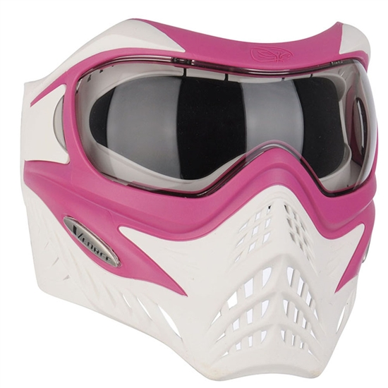 V-Force Tactical Grill Airsoft Mask - Purple/White