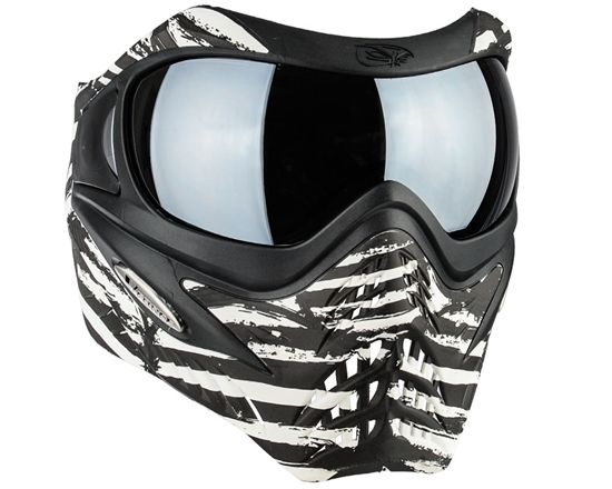 V-Force Tactical Grill Airsoft Mask - SE Zebra