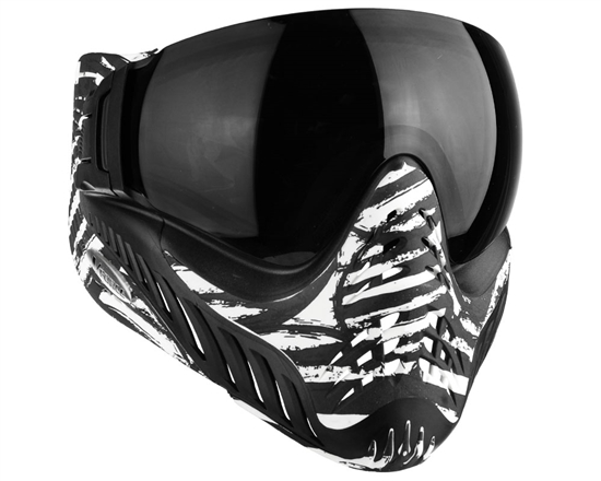 V-Force Tactical Profiler Airsoft Mask - SE Zebra