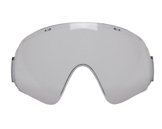 V-Force Single Pane Anti-Fog Ballistic Rated Lens For Profiler Masks (Smoke)