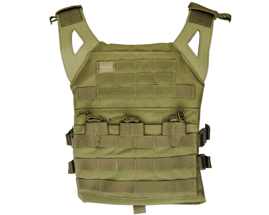 Valken Airsoft Tactical Plate Carrier - II - Olive