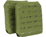 Valken Airsoft Tactical Plate Carrier - LC Side Panels - Olive (2-Pack)