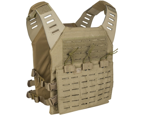 Valken Airsoft Tactical Plate Carrier - LC XL - Tan