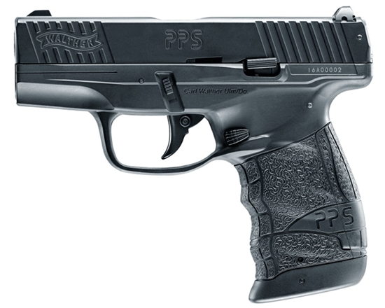 Walther PPS M2 CO2 Airsoft Pistol Blowback Hand Gun