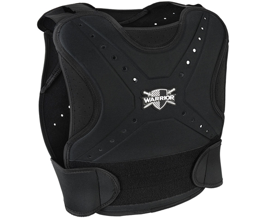 Warrior Tactical Airsoft Chest Protector - Black