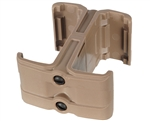 Warrior Rifle Magazine Couplers - M4/M16 - Tan
