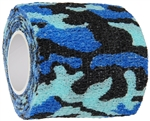 Warrior Airsoft Grip Tape - Blue Camo
