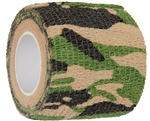 Warrior Airsoft Grip Tape - Woodland Camo
