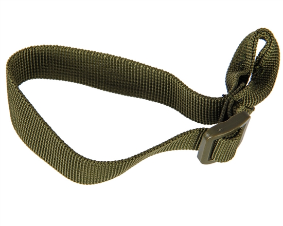 Warrior Tactical Buttstock Nylon Sling Adapter - Olive