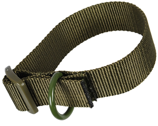 Warrior Tactical Buttstock Sling Adapter w/ Metal D-Ring - Olive