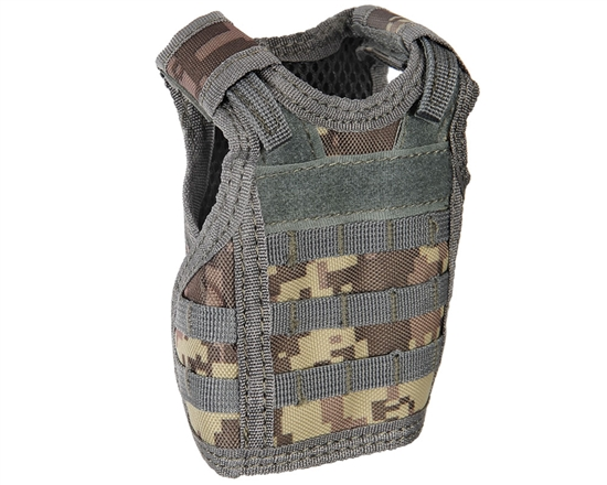 Warrior Bottle Coozie - Tactical Vest - ACU