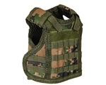Warrior Bottle Coozie - Tactical Vest - Marpat