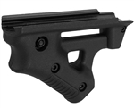 Warrior Airsoft Striker Angled Foregrip - Black