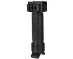 Warrior Tactical Edition Foregrips w/ Retractable Bipod - Black