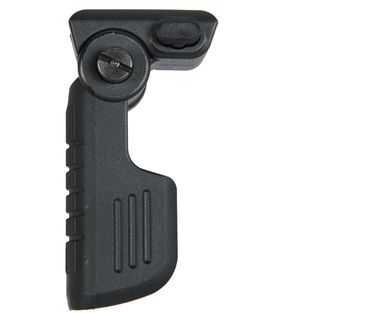 Warrior Tactical Quick Detach Folding Foregrip - Black