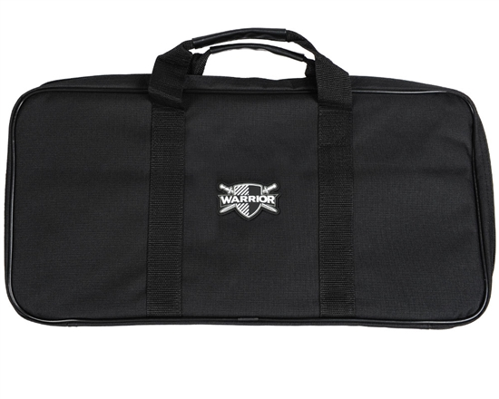 "Warrior 21"" Tactical Airsoft Gun Bag - Black"