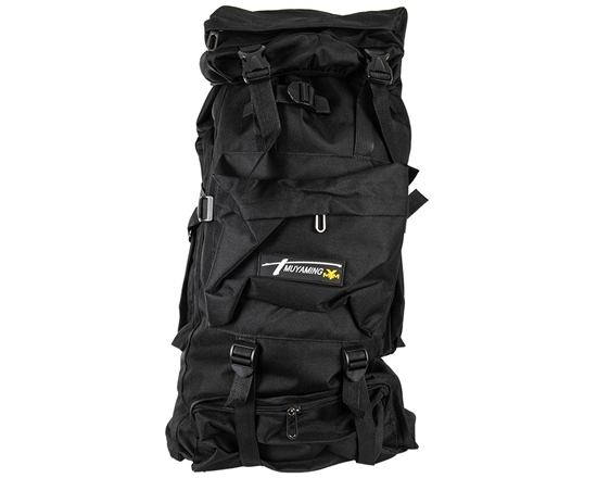 Warrior Mega 70 Liter Tactical Edition Backpack - Black
