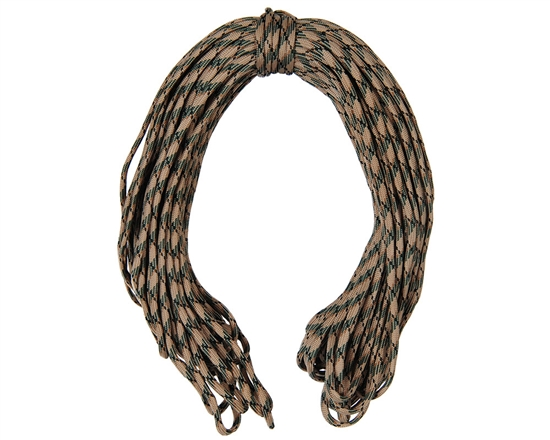 Warrior Tactical 100ft Paracord (7-Strand) - 3 Color Green