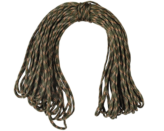 Warrior Tactical 100ft Paracord (7-Strand) - Warpat