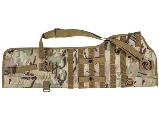 Warrior Tactical Shotgun Scabbard Airsoft Case - Multicam