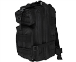 Warrior Tactical Edition Backpack - Black