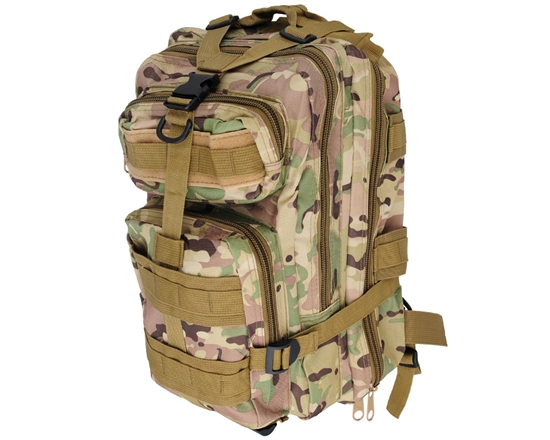 Warrior Tactical Edition Backpack - Multicam