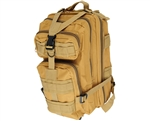 Warrior Tactical Edition Backpack - Tan