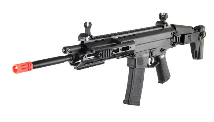 Acr Airsoft Gun we acr gas blowback msk airsoft rifle