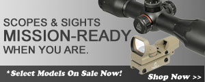 Find a scope or sight for airsoft guns