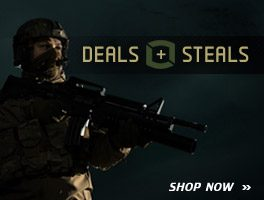 New airsoft products to this site.